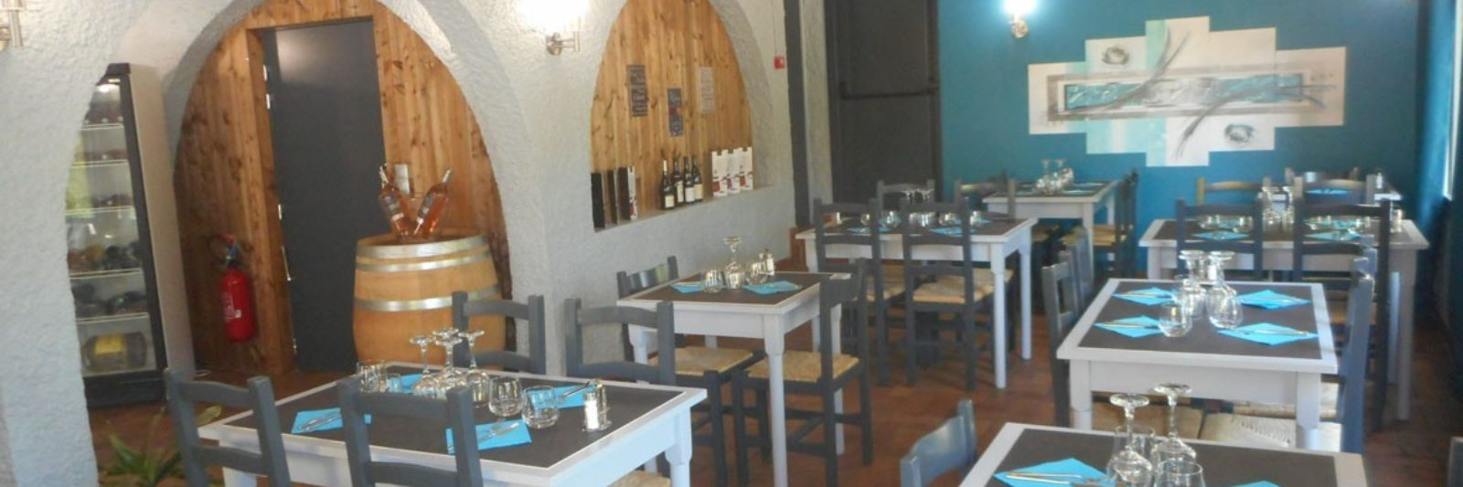 Restaurant crêperie à Vogüé en Ardèche