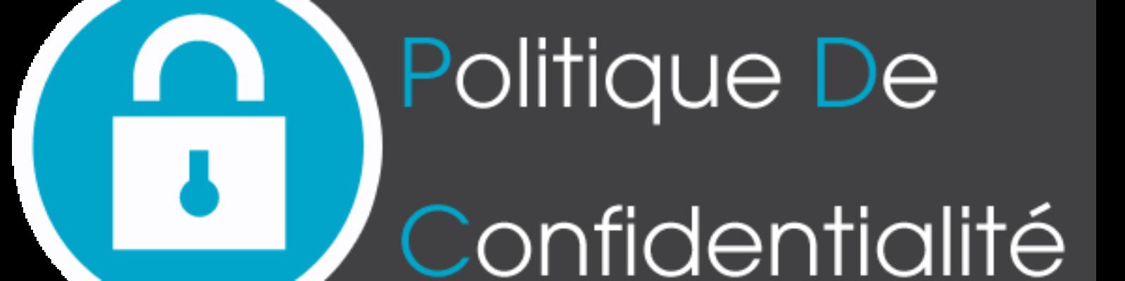RGPD politique de confidentialité